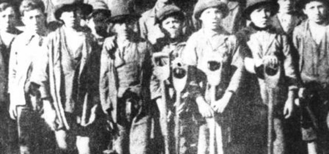 A 104 años de la matanza de Curanilahue en 1916