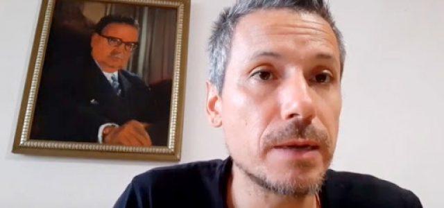 Doctor Pablo Sepúlveda Allende se refiere a Cuarentena declarada tardíamente por el gobierno