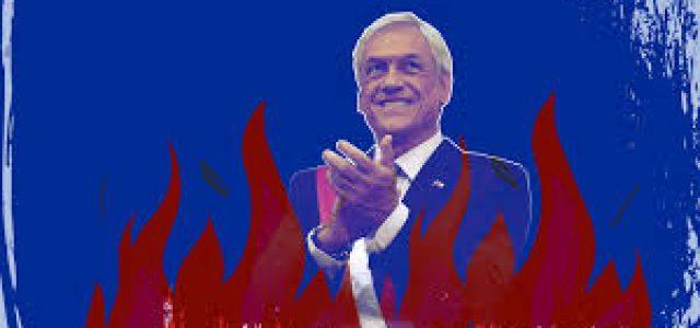 Piñera añade bencina al fuego