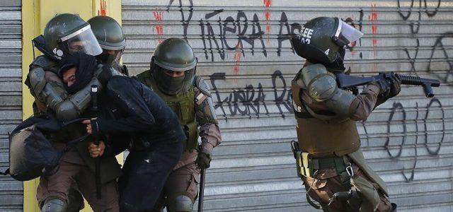 Los 2.500 presos de la revuelta en Chile de los que no se hablan