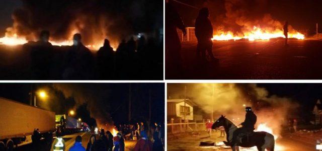 Rebelión en Chiloé contra irresponsabilidad sanitaria estatal y acuicola