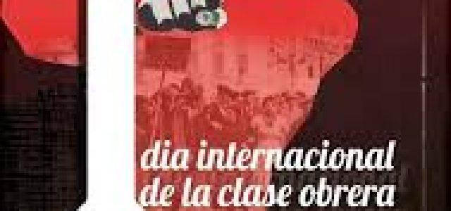 El 1° de Mayo y el Frente Unico