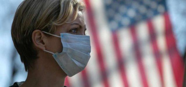 Estados Unidos lidera la cifra de infectados por la pandemia