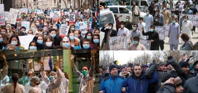 Covid-19: La catástrofe económica estimula la intervención del Estado y la resistencia de los Trabajadores