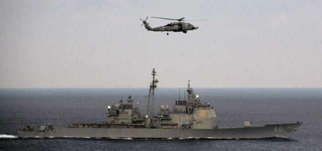 Al menos 23 marineros de portaaviones estadounidense infectados con coronavirus