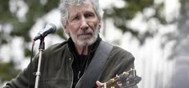 Roger Waters: Te puedo oler Piñera, todas las ratas huelen igual