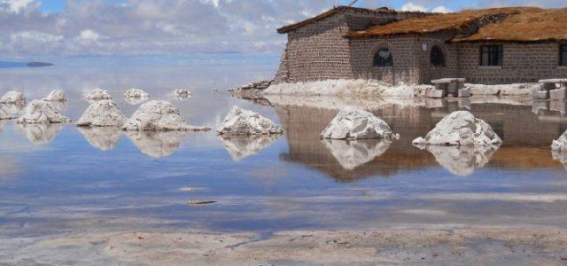 La explotación de litio, otro desastre ecológico