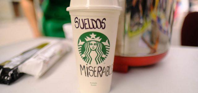 Trabajadores de la comida rápida en crisis, Parte I: El caso de Starbucks y Burger King