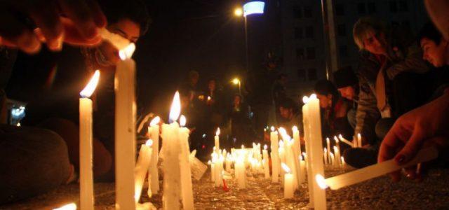 Realizan velatón en Homenaje a Detenidos Desaparecidos por la Operación Cóndor en Puente Alto
