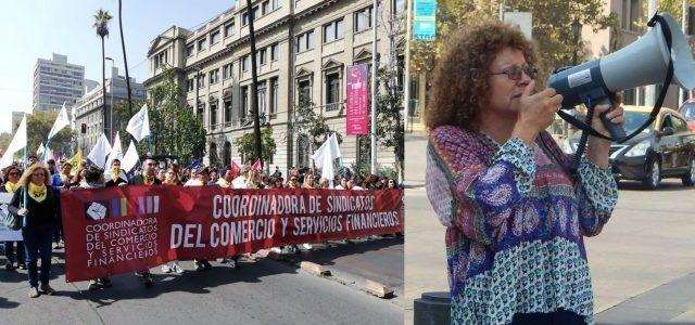 Entrevista en vídeo.   VILMA ÁLVAREZ: LOS TRABAJADORES DEBEN UNIRSE PARA DERROTAR LA OFENSIVA PATRONAL