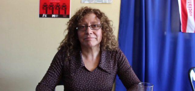 Habla Vilma Alvarez