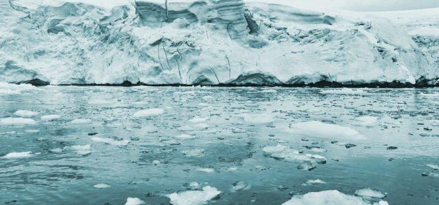 Bájate el nuevo libro sobre los efectos del cambio climático en la Antártica