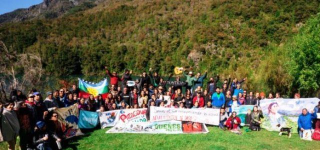 Alerta por Carretera Hídrica fue tema central en el IX Encuentro de la Red por los Ríos Libres