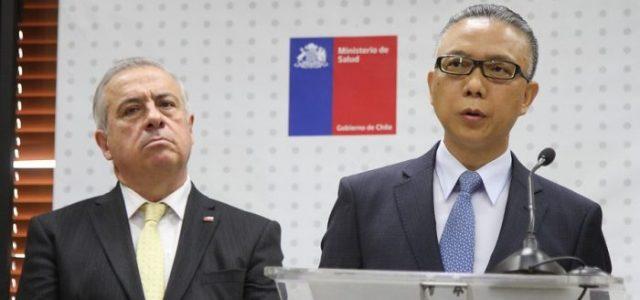 Operación en entredicho: embajador chino dice desconocer donación de ventiladores a Chile anunciada por el ministro Mañalich