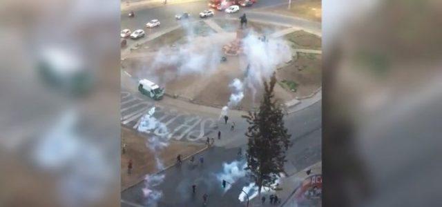 Pacos celebraron el Día del Carabinero gaseando departamentos, disparando lacrimógenas al cuerpo y deteniendo a personal médico