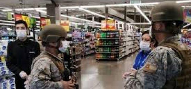 """América Latina  – """"Si la gente no tiene qué comer se va a meter en los supermercados"""""""