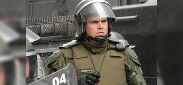 Identifican al Carabinero que le disparó a Gustavo Gatica: Fue el Teniente Coronel Claudio Crespo Guzmán
