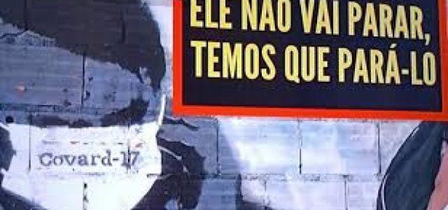 Caos y golpe son las palabra de moda en Brasil