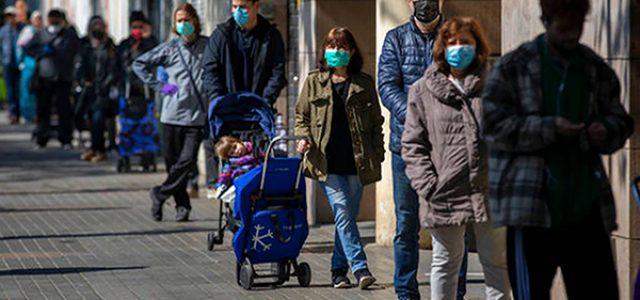 La pandemia también expresa una crisis política