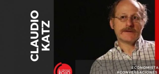 "Katz: ""Espero que la salud pública pueda triunfar sobre el capitalismo"""