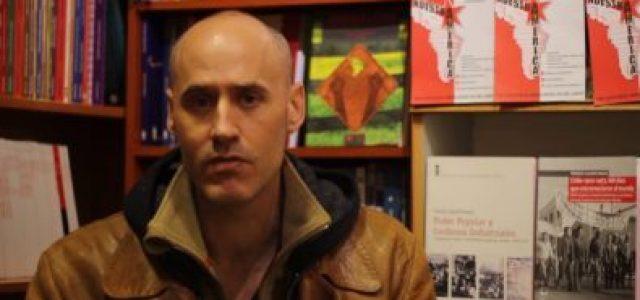 La hiperconcentración mediática en Chile: Entrevista a Franck Gaudichaud.