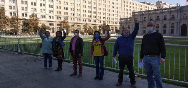 Unidad Social en 1ero de Mayo: «Que la crisis económica por el coronavirus no la paguemos los trabajadores y el pueblo»