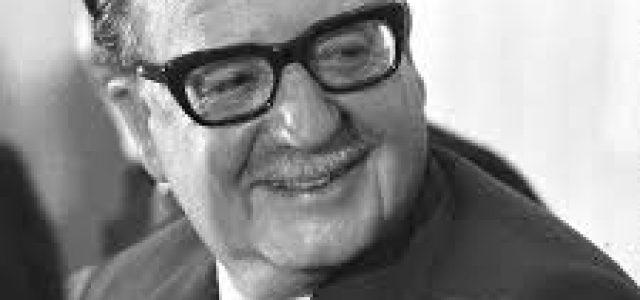 Salvador Allende: La «vía chilena al socialismo» Discurso ante el Congreso de la República, 21 de mayo de 1971