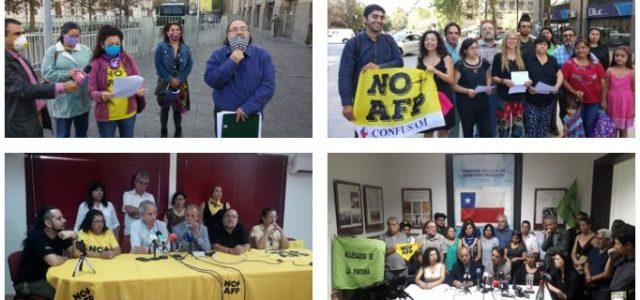La verdadera oposición: Unidad Social Rechaza Intento de la Elite en el Poder de Nuevo  Pacto de Acuerdo Nacional