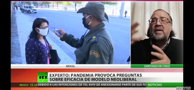 ¿Cómo se explica el resurgir de las protestas en Chile en medio de la pandemia?
