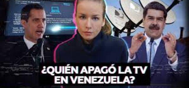 ¿Venezuela se queda sin televisión? ¿Quien es el culpable?