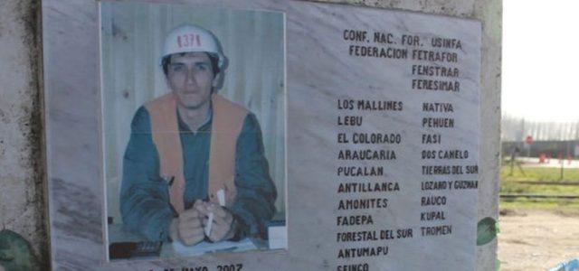 Aniversario del asesinato de Rodrigo Cisternas, los que lo mataron están libres