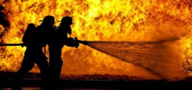 Las prioridades en Chile: Más gasto en represión, menos en bomberos