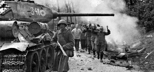 Recuerdos y reflexiones a 75 años de la caída de Berlín