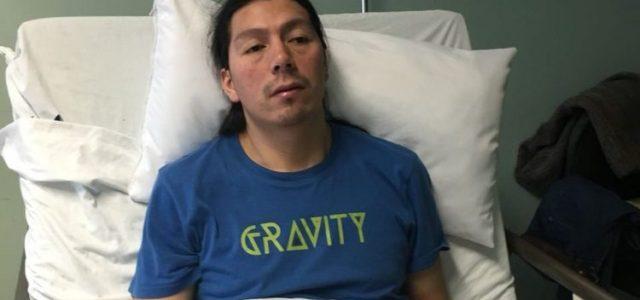 11 días en huelga de hambre cumplió Celestino Córdova