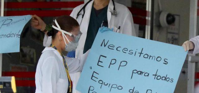 CENTROAMERICA – 1° de Mayo: Si, luchemos contra la pandemia, pero sin despidos ni recortes salariales y socorriendo a los más pobres