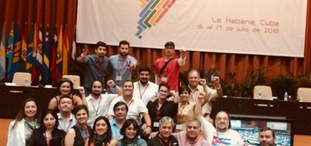 Partidos y movimientos de izquierda chilena integrantes del Foro de Sao Paulo condenan agresión mercenaria y terrorista contra Venezuela.