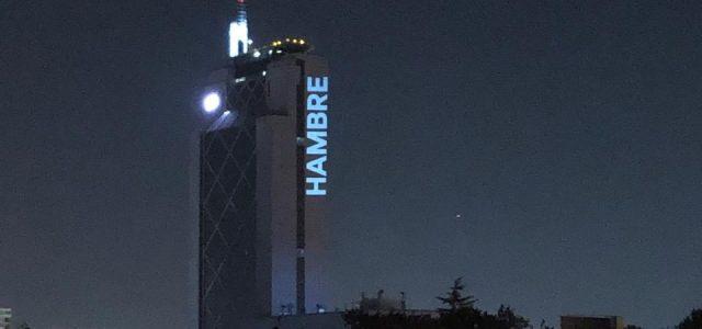 HAMBRE, UNA VERDAD INCÓMODA