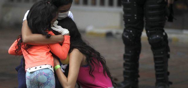 Los impactos de la pandemia – Todos niños