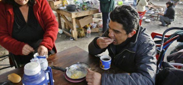 Así es como el pueblo ayuda al pueblo ante la pandemia de COVID-19 en Chile