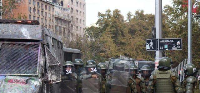 Chile: 1° de mayo, los esfuerzos de las franjas populares independientes por retomar la iniciativa [+Videos]