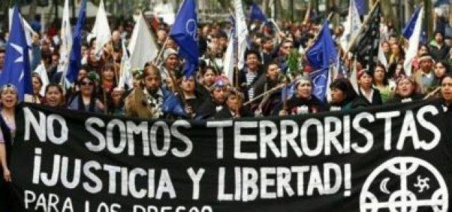 Wallmapu: Operativo militar en Ercilla y huelga de hambre de presos políticos mapuche