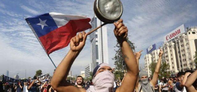 CHILE, BAJO PANDEMIA: PRESENTE Y FUTURO DE LA LUCHA POPULAR