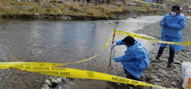 Perú – Puno: investigarán presunta contaminación de río Antauta por actividad minera de Minsur