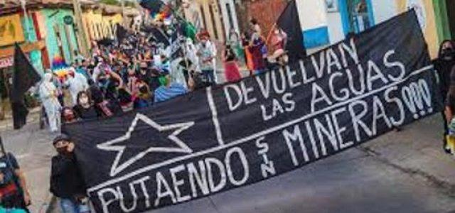 Contra el avance extractivista en tiempos de pandemia