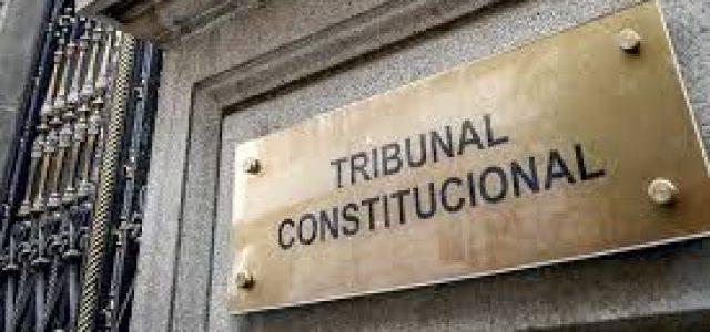 Eventual corrupción en el TC: Fiscal Chong investiga a redactores de sentencias