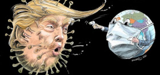 El coronavirus y Estados Unidos: las mayores amenazas a la vida en el planeta. Por Sergio Rodríguez G.