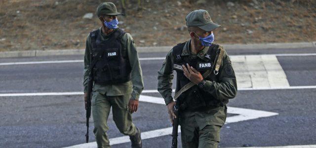 Fuerza Armada venezolana incauta tres lanchas de combate de la Armada de Colombia